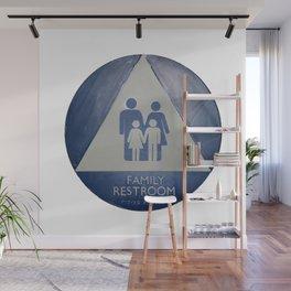 Family Room Wall Mural
