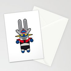 Sr. Trolo / Mazinger Stationery Cards
