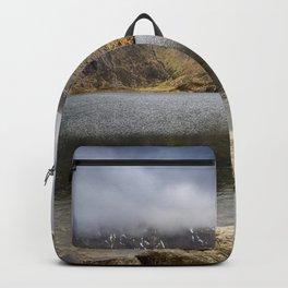 Lake Idwal Winter Backpack