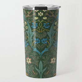 "William Morris ""Blackthorn"" 1. Travel Mug"