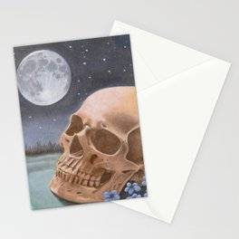 The Graveyard Shift Stationery Cards