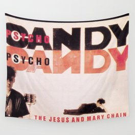 Jesus & Mary Chain - PsychoCandy Wall Tapestry