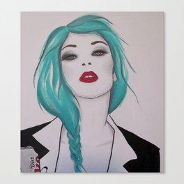 DIET Coke Addict II Canvas Print