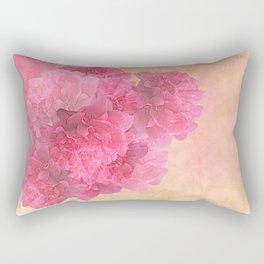 In the Pink Rectangular Pillow