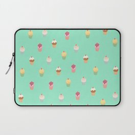 Delicious Cake Pattern Laptop Sleeve