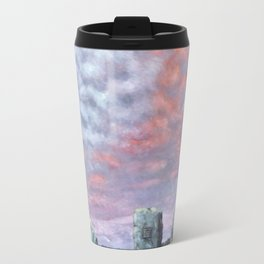 The Aneurin Bevan Monument Travel Mug