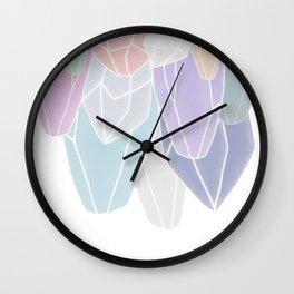 Stalactites Wall Clock