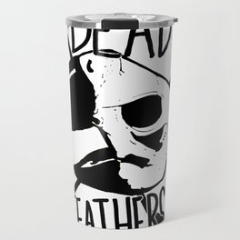 DEAD FEATHERS CREST Travel Mug