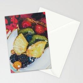 Fruit Cake Stationery Cards