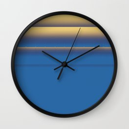 Gradient #43 Wall Clock