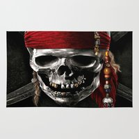 pirate Area & Throw Rugs featuring PIRATE by Acus