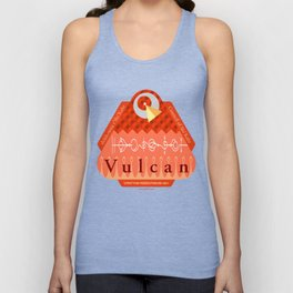 Welcome to Vulcan Unisex Tank Top