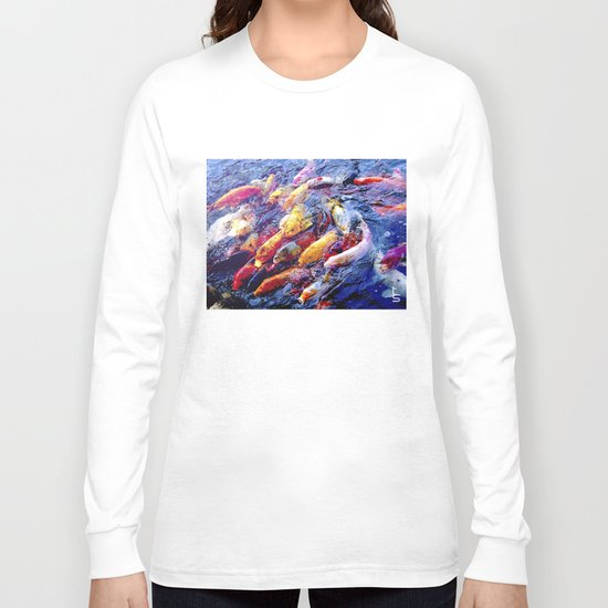 Koi Krazy Long Sleeve T-shirt