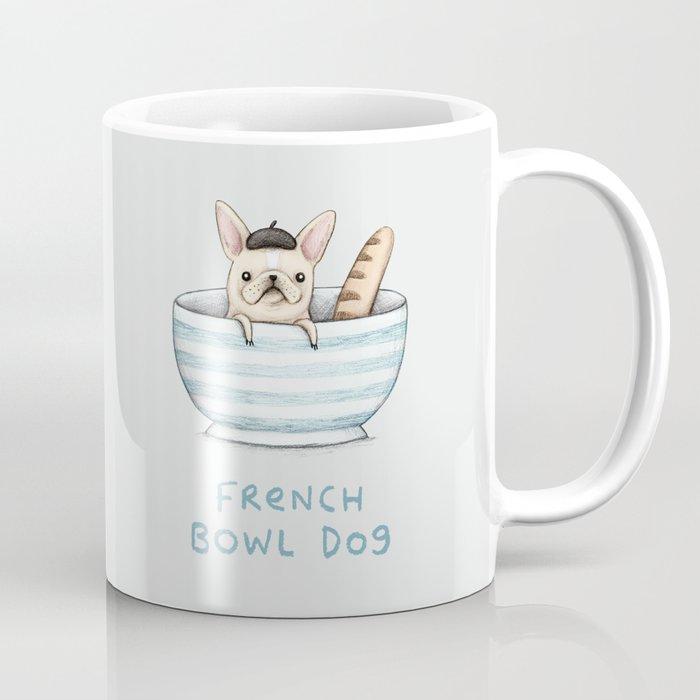 French Bowl Dog Coffee Mug