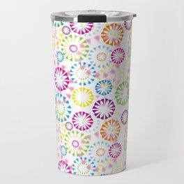 Cute Colors Travel Mug