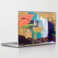 ganesh Laptop & iPad Skins featuring Ganesh by Prema Designs