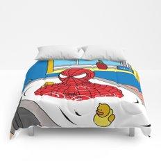 spiderman Comforters