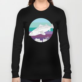 Speckl Trout Long Sleeve T-shirt