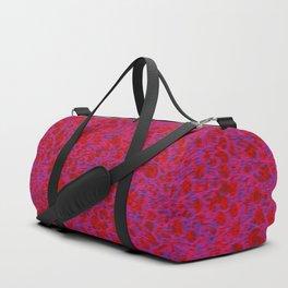 neon blur Duffle Bag