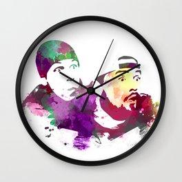 Jay and Silent Bob (Clerks) Wall Clock