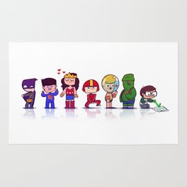 Super Babies Rug