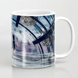 Reaching Coffee Mug