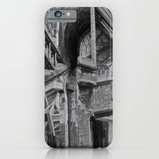 English Gothic (Halftone) Slim Case iPhone 6s