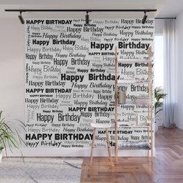 Happy Birthday! 3 Wall Mural