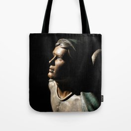 St. Michael: In the Light of God Tote Bag