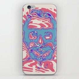 romeros masque iPhone Skin