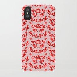 Britz Garden iPhone Case