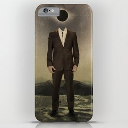 """""""Black and White""""  iPhone Case"""