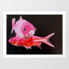 peces Art Print