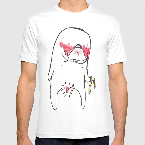 measure manatee T-shirt