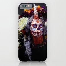 Tiger Blossom Muertita iPhone 6s Slim Case