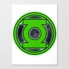 Go Green! Canvas Print