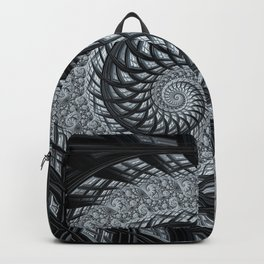 The Daily News - Fractal Art Backpack
