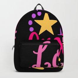 love 1st grade Backpack
