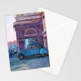 Antwerpen's UFO. Stationery Cards