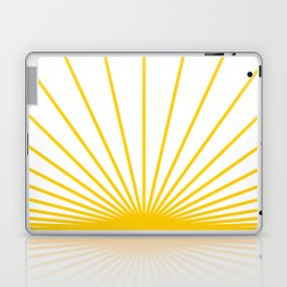 Ray of sunshine Laptop & iPad Skin