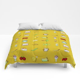 My Kitchen Pals Comforters