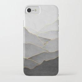 Minimal Landscape 01 iPhone Case