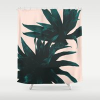 fly Shower Curtains featuring Fly away by Hanna Kastl-Lungberg