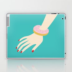 Donuts are the new diamond Laptop & iPad Skin
