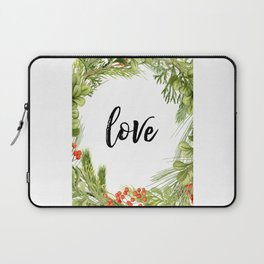 Love Typography, Love Quote, Love Art, Love You Quote, Love Laptop Sleeve