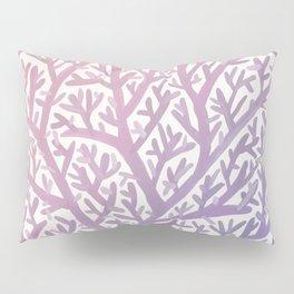 Fan Coral – Rose Quartz & Serenity Pillow Sham