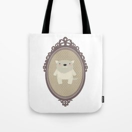 sweet wolf Tote Bag