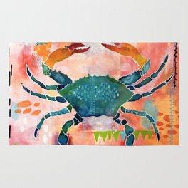 Blue Crab No. 1 Rug