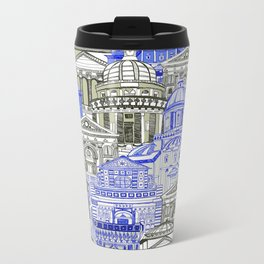 Architecture in Italy Metal Travel Mug
