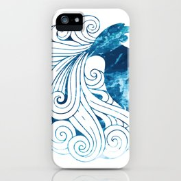 Water-Carrier / Aquarius iPhone Case